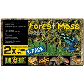 Exo Terra Forest Moss 2er Pack