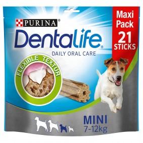 Purina DentaLife snack pro každodenní péči o chrup pro malé psy Maxipack