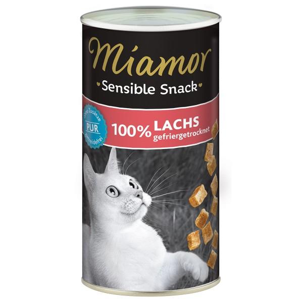 Miamor Sensible Snack Lachs Pur