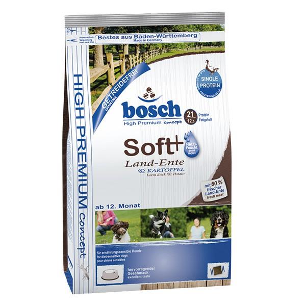Bosch SOFT Hunde-Trockenfutter Land-Ente & Kartoffel