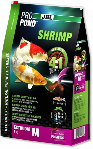 JBL ProPond Shrimp Snack für Koi 1,0 kg