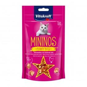 Vitakraft Mininos Snackwürfel Huhn mit Käse