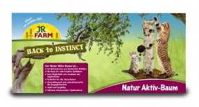 JR Farm Back to Instinct Cat Aktiv-Baum