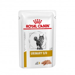 Royal Canin Vet Diet Urinary S/O Katze - Mousse