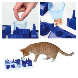 Trixie Cat Activity Playground