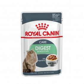 Royal Canin Digest Sensitive v omáčce, 48 x 85 g