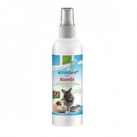 NovaGard Green Anti-Parasiten Kombi-Spray für Nager 200 ml