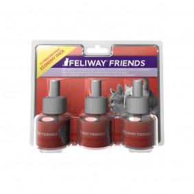 Feliway® Friends, 3 x 30 dnů, výhodné balení