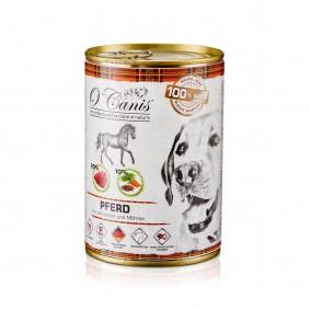 O'Canis Pferdefleisch mit Leinsamen und Gemüse