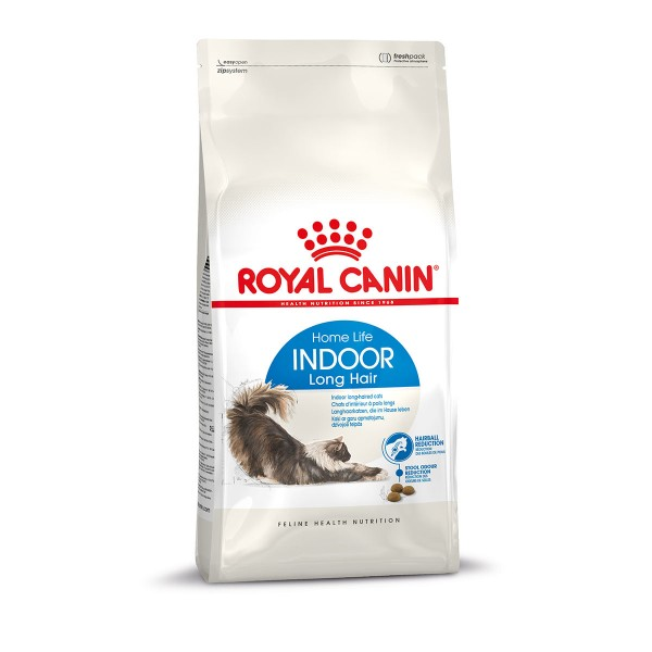 Royal Canin Katzenfutter Indoor Long Hair 35 -