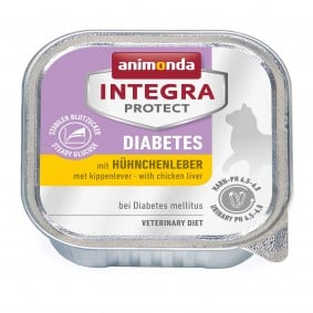 Animonda Integra Protect Diabetes mit Hühnchenleber