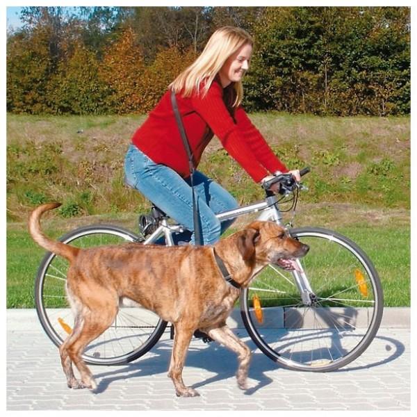 Trixie Fahrrad- und Joggingleine