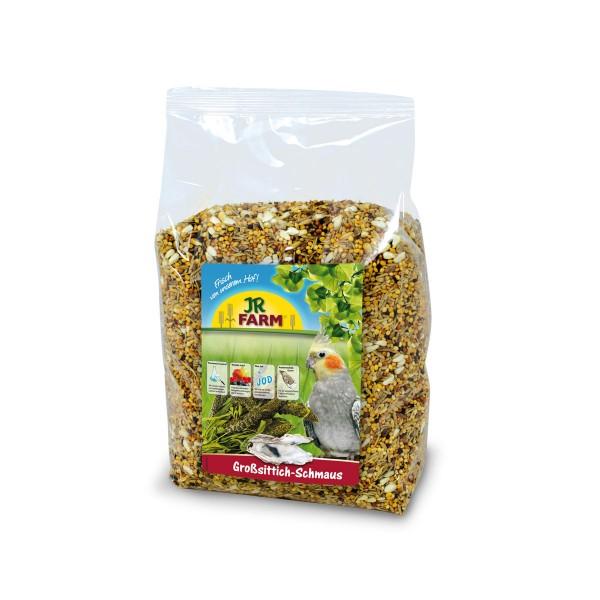 JR Farm Großsittich-Schmaus 1kg