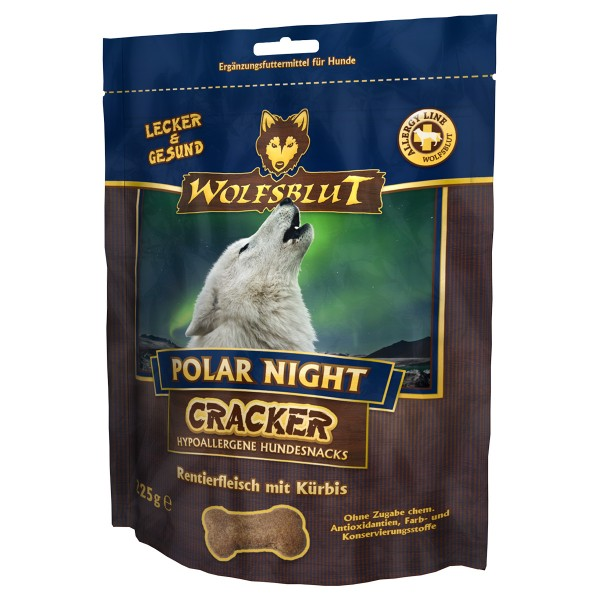 Wolfsblut Cracker Polar Night Rentier