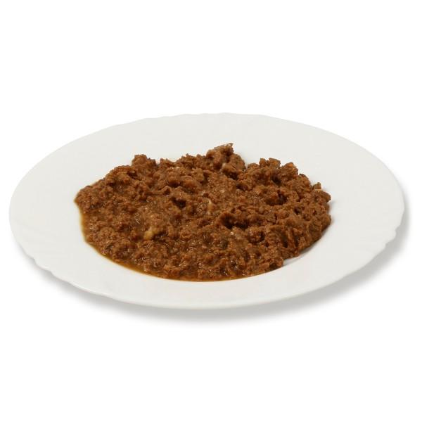 Liebesgut Biokost Adult Katze mit Ente, Mangold und Reis