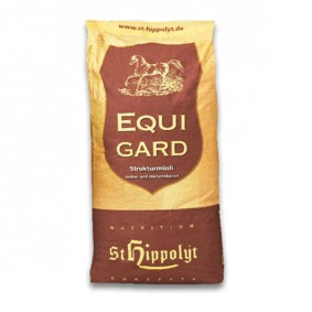 St. Hippolyt Pferdefutter Equigard Classic 25 kg