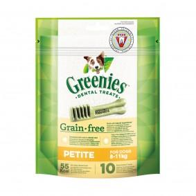 Greenies Grain Free Petite Zahnpflegesnacks für Hunde von 8-11kg