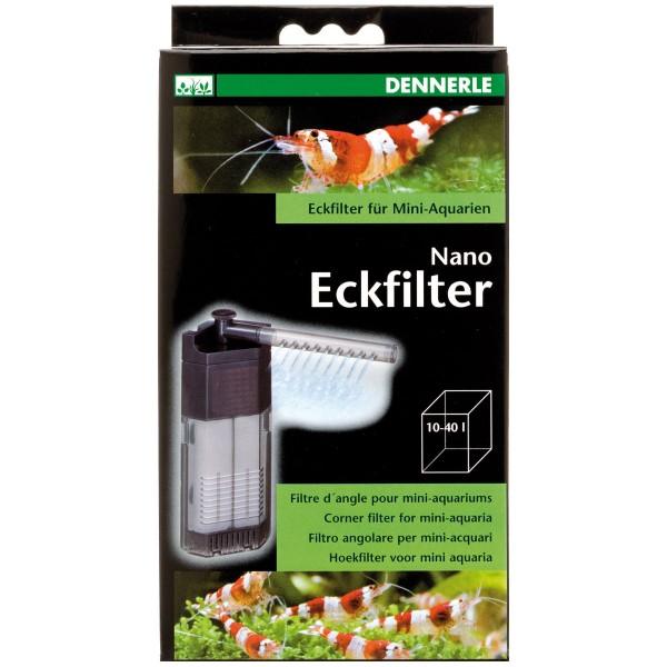 Dennerle Nano Eckfilter für Mini-Aquarien 10-40 l