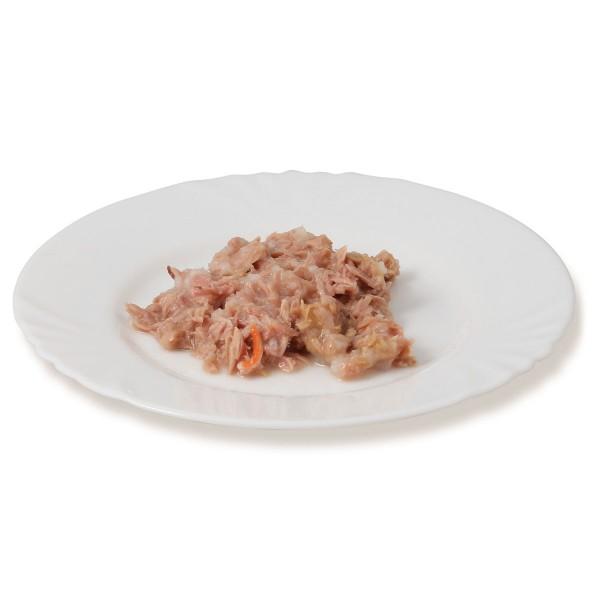 Miamor Katzenfutter Feine Filets Naturelle Thun und Krebsfleisch