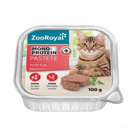 ZooRoyal Pastete Mono-Protein Pute