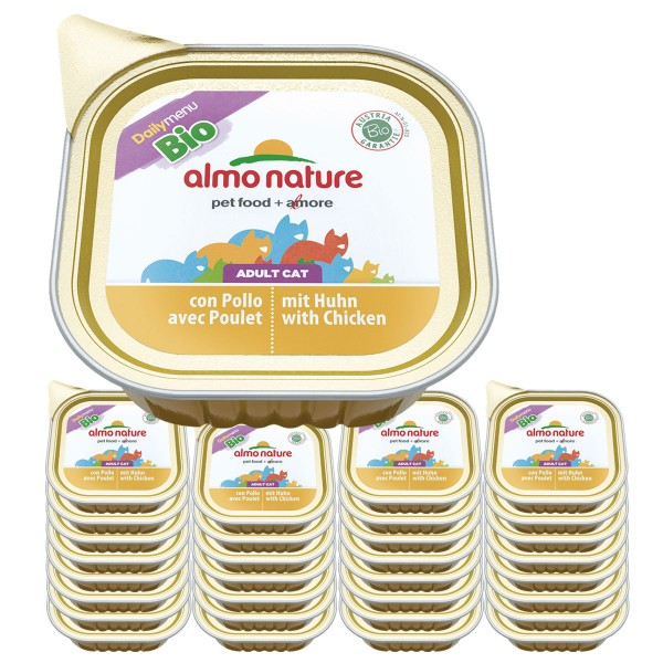 Almo Nature Daily Menü 32x100g