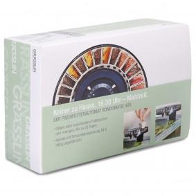 Grässlin automatický dávkovač krmiva Rondomatic 400