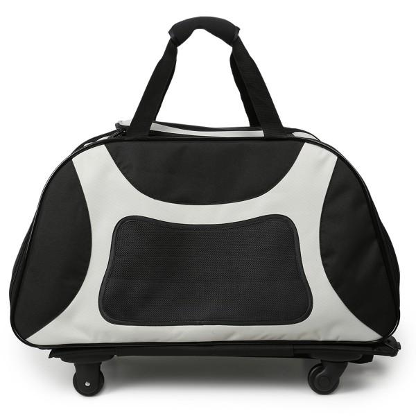 Trixie Trolley schwarz/grau