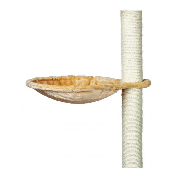 Trixie Liegemulde ø 40 cm - beige, für Kratzbaum