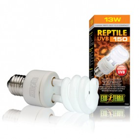 Exo Terra Reptile UVB 150 Leuchtmittel für Terrarien