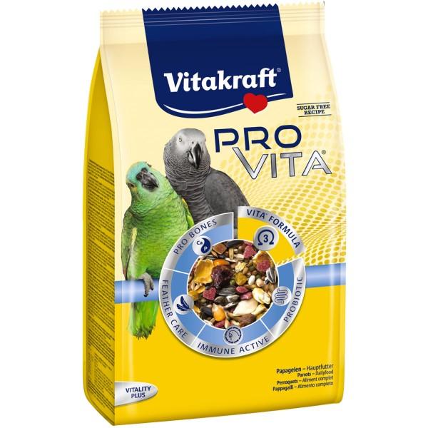 Vitakraft Vogelfutter Pro Vita Papagei