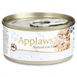 Applaws Cat Thunfischfilets & Käse