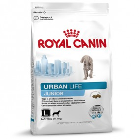 Royal Canin Hundefutter Urban Life Junior Large Dog