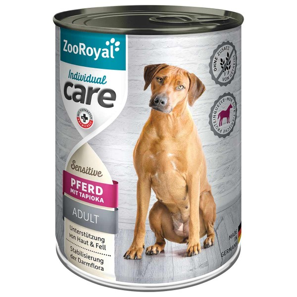 ZooRoyal Individual care Sensitive Pferd mit Tapioka