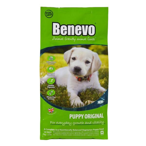 Benevo Hundefutter Vegan 2kg für Welpen