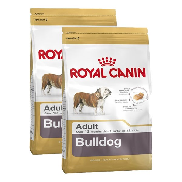 royal canin hundefutter bulldog adult 2x12kg kaufen bei. Black Bedroom Furniture Sets. Home Design Ideas