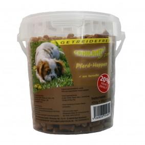 Caniland Hundesnack Soft Snacks Pferd & Kartoffel 450g plus 20%