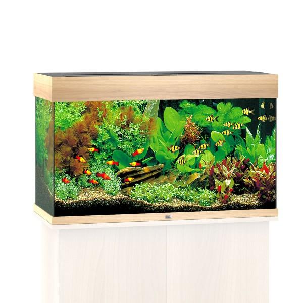Aquarium Rio 125 ohne Schrank - Helles Holz