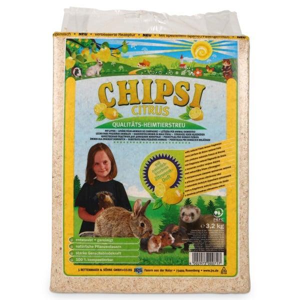 Chipsi Citrus Heimtiereinstreu