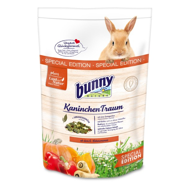 Bunny KaninchenTraum Special Edition 1,5kg