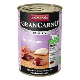 Animonda GranCarno Sensitiv Reines Lamm