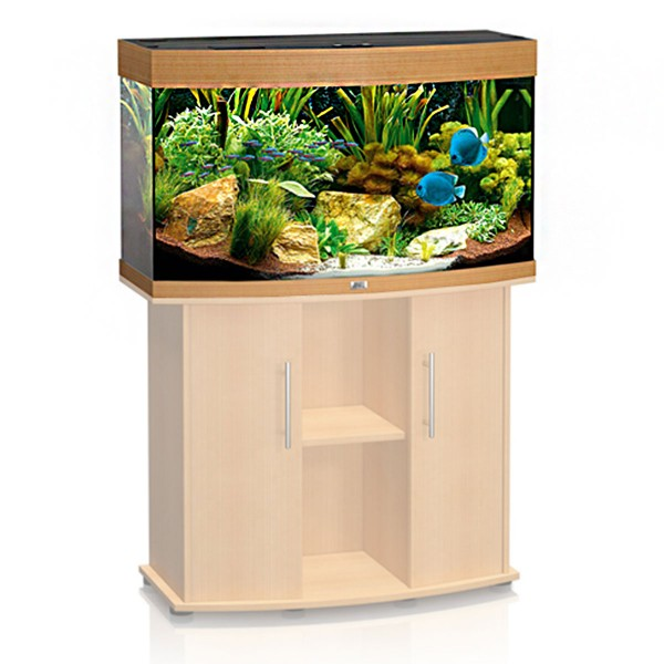 Juwel Vision 180 Aquarium ohne Schrank - Buche