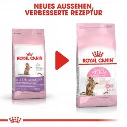 ROYAL CANIN KITTEN Sterilised Kittenfutter für kastrierte Kätzchen 3,5kg
