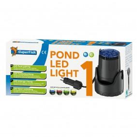SuperFish Teich Aussen und Unterwasser LED-Beleuchtung