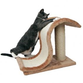 Trixie Kratzwelle auf Stamm Inca 25×39×44 cm braun
