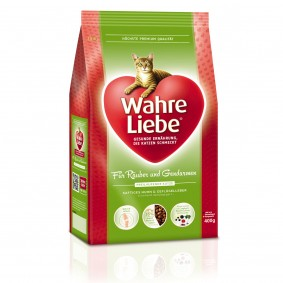 Wahre Liebe - Croquettes pour chats adultes