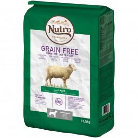 Nutro Grainfree Senior Lamm