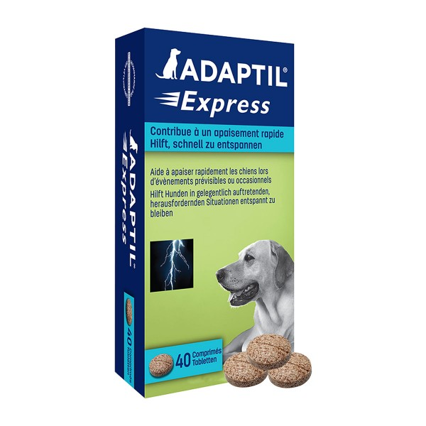 Adaptil Ergänzungsfuttermittel Tabletten 40er