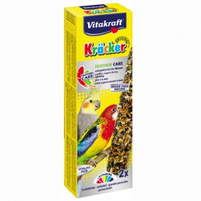 Vitakraft Kräcker Feather Care für Großsittiche
