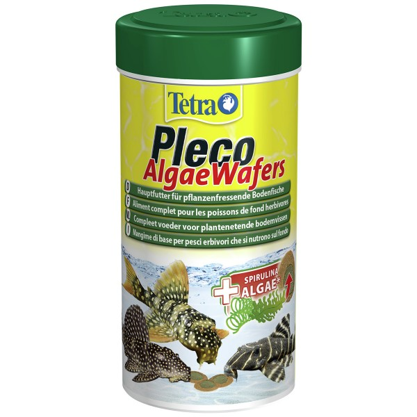 Tetra Pleco Multi Wafers Fischfutter 250ml