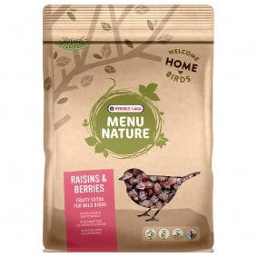Versele Laga Menu Nature Rosinen und Beeren 600g